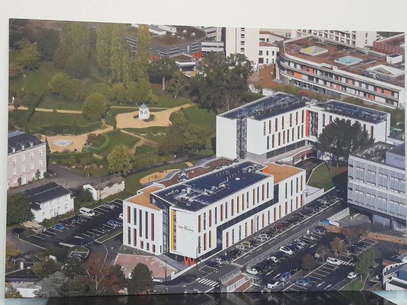 Angers lycée Wrésinski